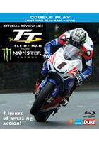 TT 2011 Blu-ray signed by John McGuinness