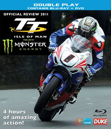 TT 2011 Blu-ray signed by John McGuinness - click to enlarge