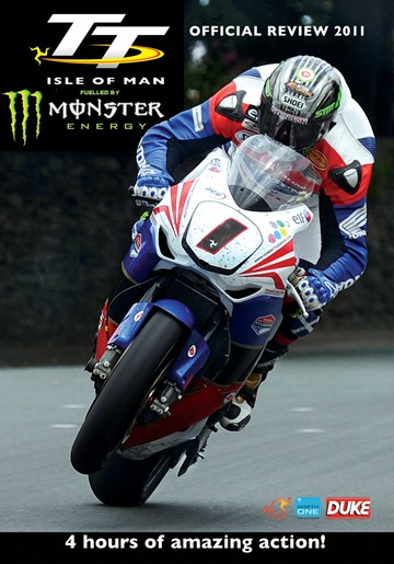 TT 2011 Review DVD - click to enlarge