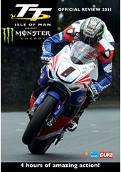 TT 2011 Review NTSC DVD Signed