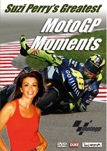 Suzi Perry's Greatest MotoGP Moments Signed DVD