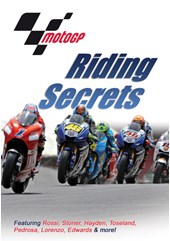 MotoGP Riding Secrets DVD