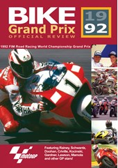 Bike Grand Prix Review 1992 DVD