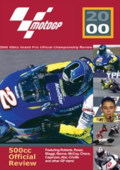 MotoGP 2000 Review DVD