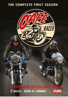 Cafe Racer Series One ( 2 Disc) NTSC DVD