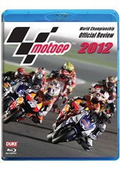 MotoGP 2012 Review Blu-ray