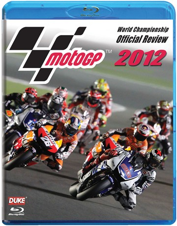 MotoGP 2012 Review Blu-ray - click to enlarge