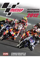 MotoGP 2012 Review DVD