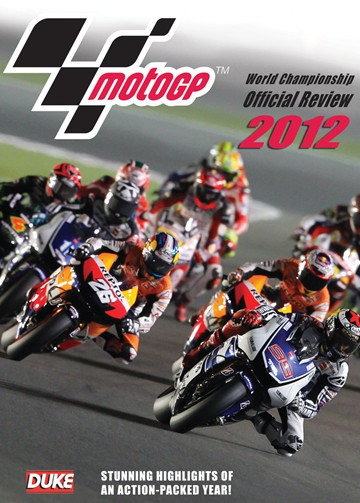 MotoGP 2012 Review DVD - click to enlarge