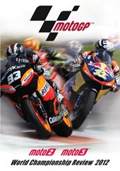 Moto2 and Moto3 2012 Review DVD