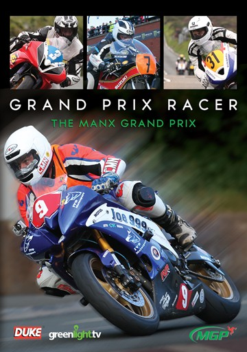 Grand Prix Racer - The Manx Grand Prix DVD - click to enlarge
