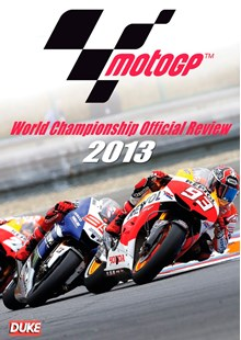MotoGP 2013 Review NTSC DVD
