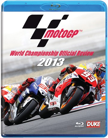 MotoGP 2013 Review Blu-ray - click to enlarge