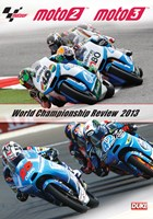 MotoGP Moto2 & Moto3 2013 Review DVD