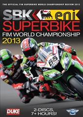 World Superbike Review 2013 (2 Disc) DVD