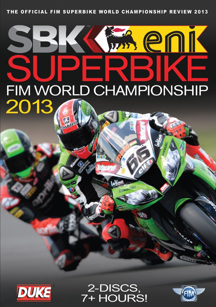 World Superbike Review 2013 (2 Disc) DVD