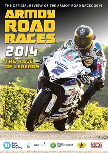 Armoy Road Races 2014 DVD