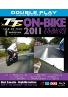 TT 2011 On Bike Blu-ray Experience incl standard NTSC DVD