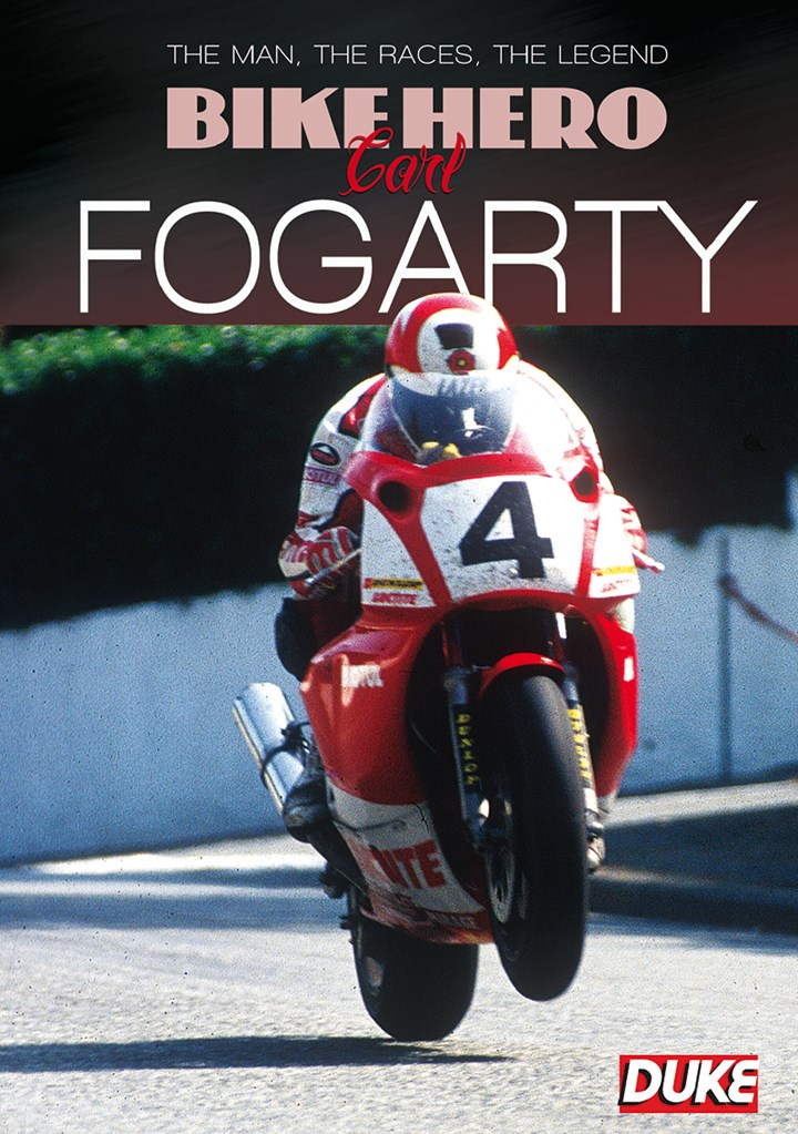 Bike Hero Carl Fogarty DVD