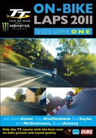 TT 2011 On Bike Laps Vol 1 DVD