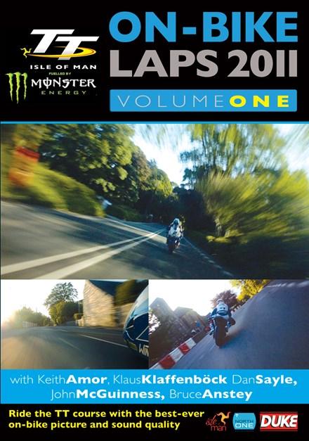 TT 2011 On Bike Laps Vol 1 DVD