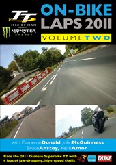 TT 2011 On Bike Laps Vol 2 DVD
