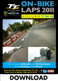 TT 2011 On Bike Laps - Volume 2 - Download