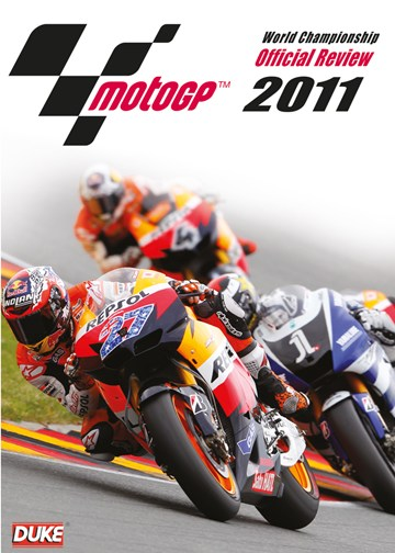 MotoGP Review 2011 DVD - click to enlarge