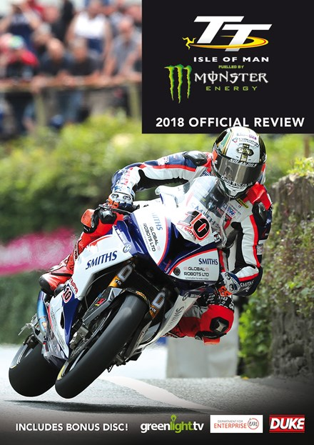 TT 2018 Review (2 Disc) DVD