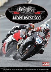 North West 200 2011 DVD