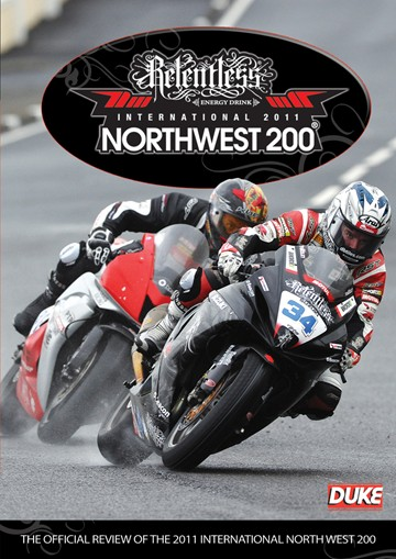 North West 200 2011 DVD - click to enlarge
