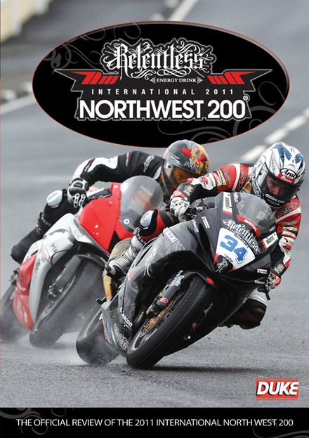 North West 200 2011 DVD