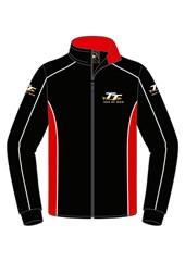 TT Fleece Black/Red