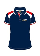 TT 2017 Red, White and Blue Polo