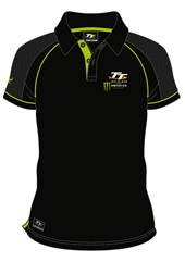 Isle of Man TT Monster Polo - black