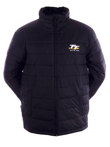 TT Ribbed Jacket - click to enlarge