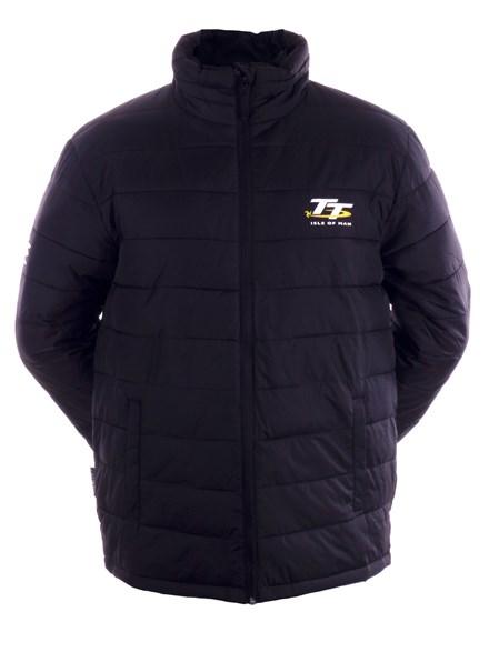 TT Ribbed Jacket - click to enlarge