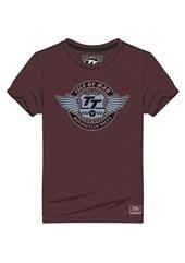 TT Vintage T-shirt TT Wings Maroon