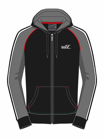 Classic TT  Hoodie - click to enlarge