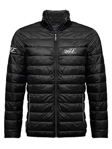 Classic TT Ribbed Jacket - click to enlarge