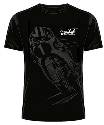 Classic TT Shadow Bike T-Shirt - click to enlarge