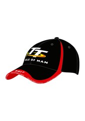 TT 2017 Cap Red/Black