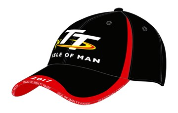 TT 2017 Cap Red/Black - click to enlarge