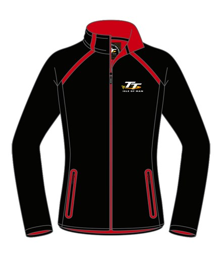 TT Ladies Soft Shell Jacket - click to enlarge