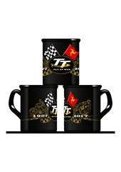 TT 2017 Gold Bikes Mug