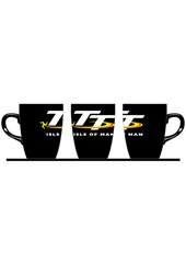 TT Black Coffee Mug