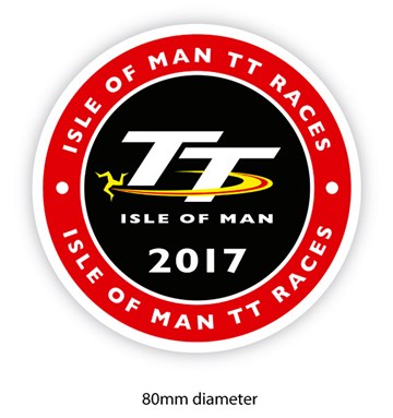 TT 2017 Sticker Large - click to enlarge