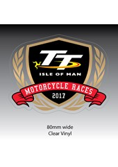 TT 2017 Gold Laurel Sticker