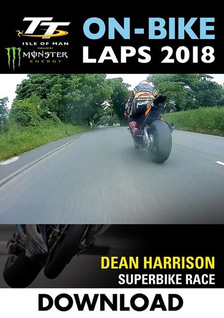 TT 2018 On Bike DEAN HARRISON SBK Download
