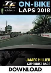 TT 2018 On Bike Laps JAMES HILLIER Download